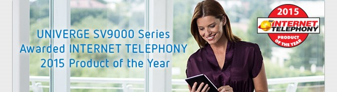 NEC Internet Telephony 2015 Product of the Year